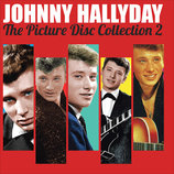 Vente CD : Johnny Hallyday : The Picture Disc Collection 2  - Johnny Hallyday