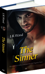 Vente Livre : The Sinner  - J.R. Ward
