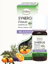Vente  Synergie Bio : Relaxation - 10 ml  - GALEO