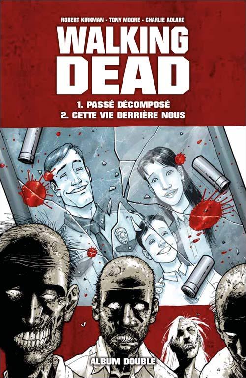 Walking Dead, tomes 1 & 2